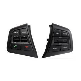 Кнопки управления магнитолой и круиз контролем Mobis (НЕ SuperVision) для Hyundai Creta