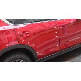 Резиновые уплотнители для Mazda CX-5 2017 -