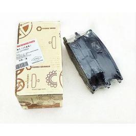 Колодки тормозные задние для JAC S5 2013-