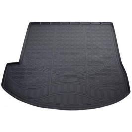 Коврик багажника (полиуретан), чёрный (7 мест,большой ) Norplast NPA00-T31-510 для HYUNDAI Grand Santa Fe (2012 - 2016)