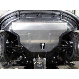 Защита картера (алюминий) 4мм ТСС для Hyundai Creta