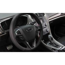 Кожаная оплетка руля для Ford Mondeo ( 2014 - по н.в. )
