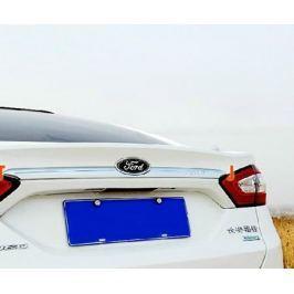 Накладка на крышку багажника для Ford Mondeo ( 2014 - по н.в. )