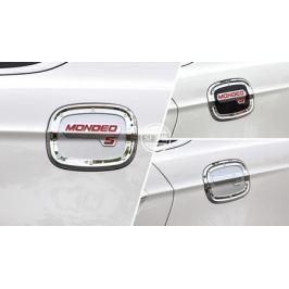 Накладка на люк бензобака для Ford Mondeo ( 2014 - по н.в. )