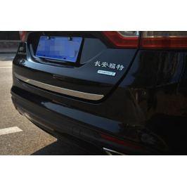 Накладка на багажную дверь для Ford Mondeo ( 2014 - по н.в. )