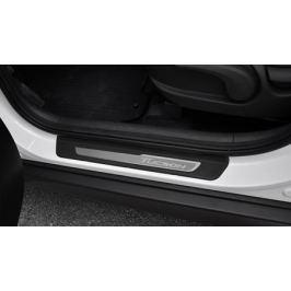 Накладки на пороги Original parts для Hyundai Tucson (2015- по н.в. )