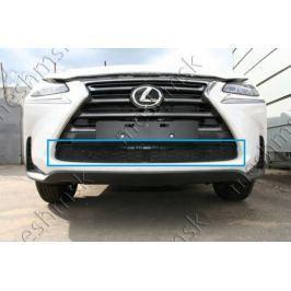 Рамка (сетка) для защиты радиаторадля Lexus NX 2015 г.в по н.в.