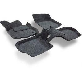 Коврики салона 3D текстильные BORATEX BRTX1121 для LADA Vesta 2015-