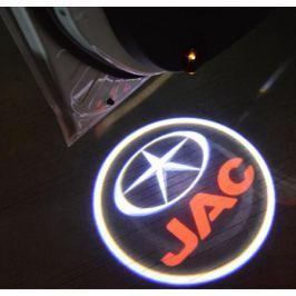Подсветка дверей JAC S5 2013-