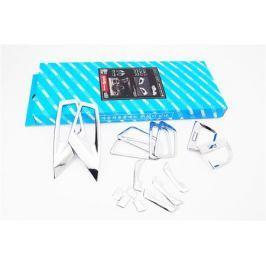Декоративные накладки салона AUTO CLOVER для SsangYong Tivoli