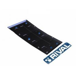 Защита топливного бака, сталь (V - 1.6, 2.0, 2WD) Rival 111.4720.1 для Renault Duster 2011-