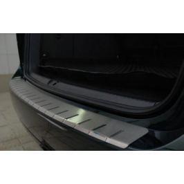 Накладка на задний бампер (нерж) 25-5544 для Volkswagen Tiguan 2017-