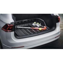 Коврик багажника (жесткий, с разными вариантами пола багажника) 5NA061162 для Volkswagen Tiguan 2017-
