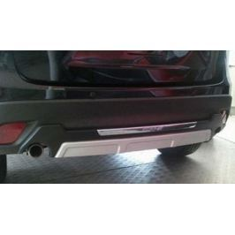 Накладка на задний бампер OEM-Tuning CNT35-CX5-002A для Mazda CX-5 (2015 - 2017)