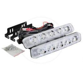 Светодиодные дневные ходовые огни (ДХО), комлект. SVS 0020084000 для Nissan Qashqai 13-