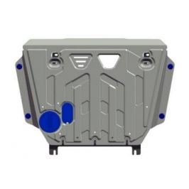 Защита картера и кпп, алюминий Rival 333.4158.1 для Nissan Qashqai 13-
