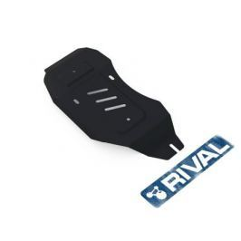 Защита редуктора, сталь (V - 2.0; полный привод) Rival 111.4150.1 для Nissan Qashqai 13-