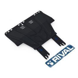 Защита картера и КПП, сталь Rival 111.1850.1 для Ford Kuga 2017-