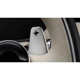 Подрулевые лепестки переключения передач — алюминий VPLVS0187MMU для Range Rover Velar 2017 -