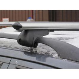Перекладины на стандартные рейлинги (аэродинамические, 2 шт.) Atlant 8810+8828 для Mazda 6 (2012 - 2017)