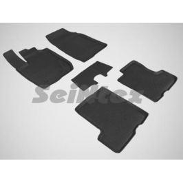 Коврики салона резиновые с высоким бортиком Seintex 87569 для LADA X Ray-