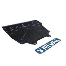 Защита картера и КПП, сталь (2.0; 2.5; Увеличенная) Rival 111.3817.1 для Mazda CX-5 (2012 - 2017)