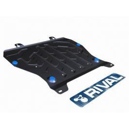 Защита картера и КПП, сталь (V - 1.6) Rival 111.4141.1 для NISSAN Juke (2010 - по н.в.)