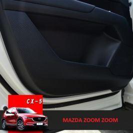 Защитная пленка на внутреннюю поверхность дверей для Mazda CX-5 2017 -