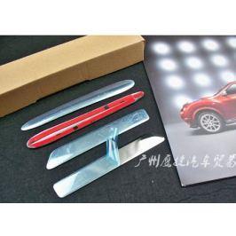 Хромированные молдинги на ручки дверей CHN для NISSAN Juke (2010- по н.в)