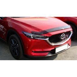 Дефлектор капота SIM для Mazda CX-5 2017-