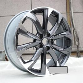 19-дюймовые легкосплавные литые колесные диски MAZDA CX-5 2017