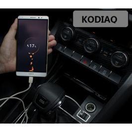 Зарядное устройство с USB для SKODA Kodiaq (2017 - по н. в.)