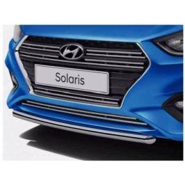 Защита переднего бампера R8630H5100 для Hyundai Solaris 2017-