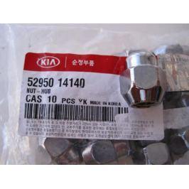 Гайка колеса диска литого HYUNDAI-KIA 52950-14140