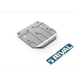 Защита картера двигателя стальная АВТОБРОНЯ для Range Rover Velar 2017 -