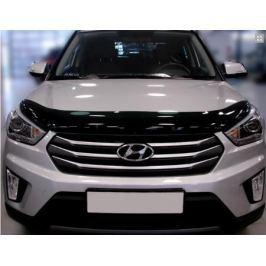 Дефлектор капота SIM для Hyundai Creta 2016 -