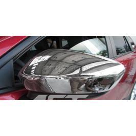 Накладки на зеркала, хром. OEM-Tuning CNT35-CX5-036 для Mazda 6 (2012 - 2017)