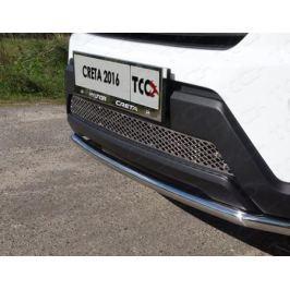 Решетка радиатора (лист) ТСС для Hyundai Creta