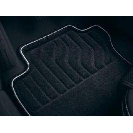 Текстильные коврики салона RENAULT 749001558R для Renault Koleos 17 -