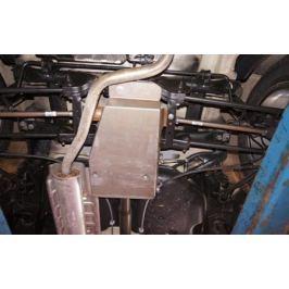 Защита редуктора, алюминий (V-все) 4х4 АВС-Дизайн 28.01ABC для Renault Duster 2011-