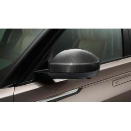 Накладки на боковые зеркала, карбон VPLVB0145 для Range Rover Velar 2017 -