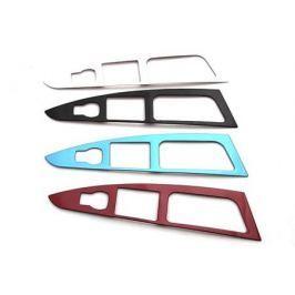 Накладки на стеклоподъемники для Ford Mondeo ( 2014 - по н.в. )
