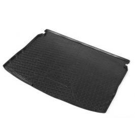 Коврик багажника (полиуретан), чёрный Rival 14105002 для Nissan Qashqai 13-
