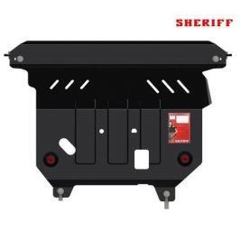 Защита картера и КПП 08.2507V2