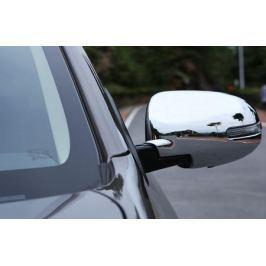 Накладки на боковые зеркала, хромированные CHN для Mitsubishi Outlander 2012 - 2018