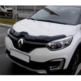 Дефлектор - отбойник капота SIM для Renault Kaptur