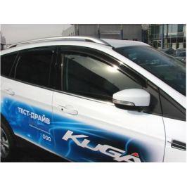 Дефлекторы на окна SIM (SFOKUG1332) для Ford Kuga 2 2012-2016