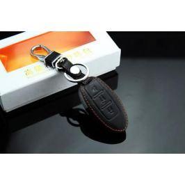 Чехол для ключа кожаный