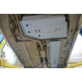 Защита топливного бака АВТОБРОНЯ для Renault Kaptur 2WD