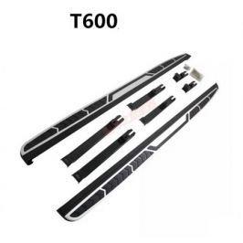 Пороги, боковые подножки Xin Yue для Zotye T600
